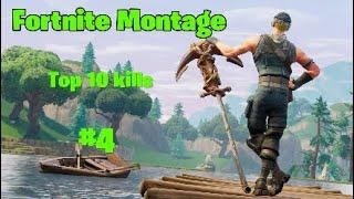 Fortnite Montage Top 10 kills of the day #4|Fortnite Montage+Giveaway
