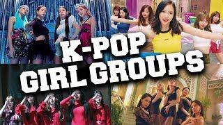Top 50 Most Viewed Kpop Girl Group Songs of All Time (Updated in March 2020)