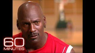Michael Jordan found peace on basketball court