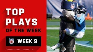 Top Plays from Week 9 | NFL 2020 Highlights
