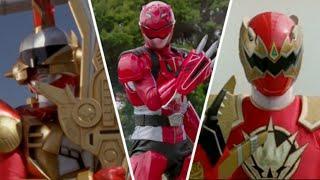 Top 10 Red Ranger Battilizers in Power Rangers