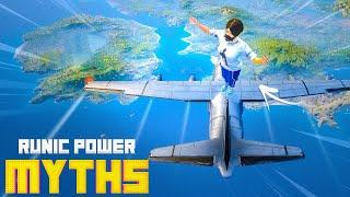 Top 10 Runic Power Mode Myths in PUBG Mobile | PUBG Myths #83