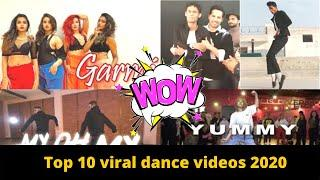 "Top 10 ""viral dance videos 2020"" 