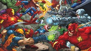 Top 10 Most Powerful Superheroes | Marvel & DC | Part 1