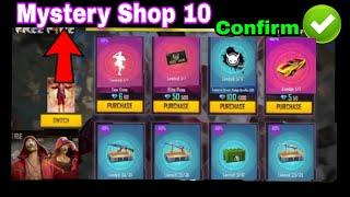MYSTERY SHOP 10.0 / FREE FIRE NEW EVENT MYSTERY SHOP 10 / SK28