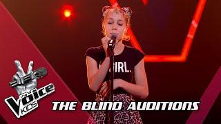 Claire - 'My Boy' | Blind Auditions | The Voice Kids | VTM