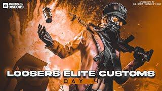 LOSSERS ELITE CUSTOMS | Final Day | PUBG MOBILE INDIA | TEAM IPSE | Titanium Gaming