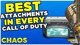 The BEST ATTACHMENT in Every Call of Duty