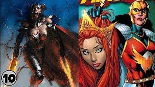 Top 10 Dark Alternate Versions Of Wonder Woman