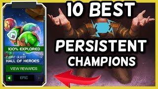 10 Best Persistent Charge Champions To Make This Event Easier   Marvel Contest of Champions