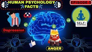 Secrets of Human body And Human Psychology : Top 10  Facts about Human body and  psychology  EP # 5