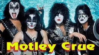 Top 10 million-view songs by Mötley Crüe - Kickstart my Heart , Girls,Girls,Girls