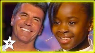 10 Year Old Diva SHOCKS Simon Cowell on Britain's Got Talent | Got Talent Global