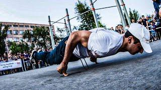 Street Workout Top 10 [Legendary Atletes]