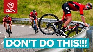 10 Things Not To Do While Descending On Your Road Bike