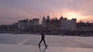London Sunrise Walk - Waterloo to Tower of London