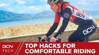Top Hacks To Make Your Road Bike More Comfortable