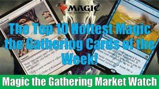 MTG Market Watch Top 10 Hottest Cards of the Week: Indomitable Creativity and More