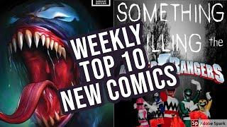 TOP 10 NEW KEY COMICS TO BUY FOR APRIL 8TH 2020 - NEW COMIC BOOKS MARVEL / DC