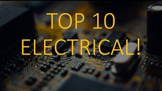 Top 10 Electrical NEC Code Articles to Remember for Residential Electrical Part 1