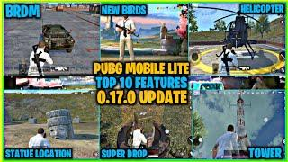 Pubg Mobile Lite Top 10 New Features Of 0.17.0 Update Download New Update 