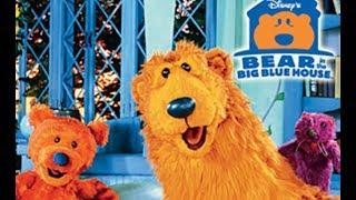 Bear in the Big Blue House Top 10 Characters Playhouse Disney Shows
