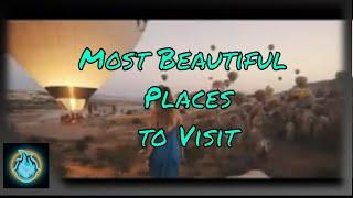 Top 10 Places To Travel In The World | Beautiful places in the world.