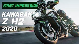 2020 Kawasaki Z H2 First Impression   Visordown.com