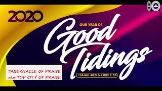 RCCG TOP City of Praise Young Adults & Singles' Anniversary Service December 13th, 2020