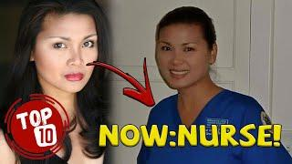 Top 10 Filipino Celebrities Who Left Showbiz For Normal Work ★ Where Are They Now