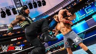 WWE 2K20 Top 10 Interrupted Finishers!