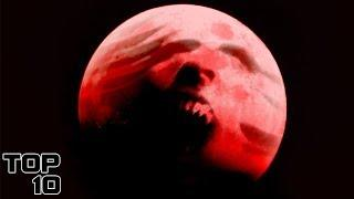 Top 10 Scary Moon Theories