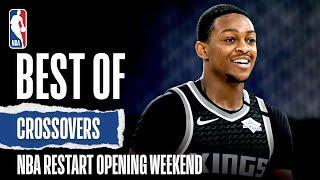Best Of CROSSOVERS So Far   NBA Restart