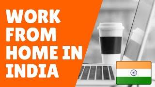 10 Work-From-Home Jobs Websites for India (No Investment)