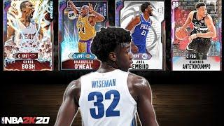 RANKING THE TOP 10 CENTERS IN NBA 2K20 MYTEAM! WHO IS THE BEST? WHICH ONES ARE WORTH IT?