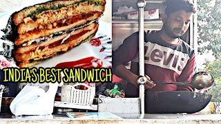INDIA'S BEST SANDWICH | Street Food Cheese Sandwich | Special Sandwich | Indian Street Food