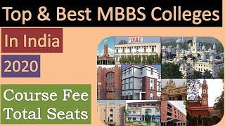 Top MBBS Colleges in India, Government & Private Colleges, NEET Exam