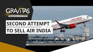 Gravitas: Indian Government puts up Air India for sale, again