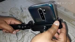 BlingBelle Mobilife Selfie Stick Unboxing & Review|| Detachable Wireless Bluetooth Selfie Stick||