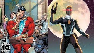 Top 10 Laziest Superheroes