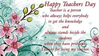 Teachers Day Status | Happy Teachers Day Song WhatsApp Status | Teachers Day Special Whatsapp Status