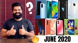 Top Upcoming Smartphones - June 2020