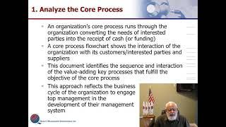 Developing your management system - Step 1 of 10
