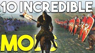 Mount and Blade II: Bannerlord - 10 INCREDIBLE MODS You HAVE TO TRY!