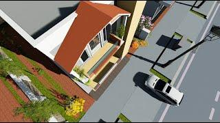 15x30 House plan design  [ TOP LEVEL BEST HOUSE ] -TOTAL DRAWING WITH EXPLAIN- by dream deco 99plus