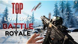 Top 10 FREE Battle Royale Low End PC Games 2020 ( 4gb ram pc games )