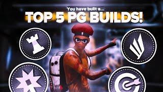 TOP 5 BEST POINT GUARD BUILDS ON NBA 2K20 MOST OVERPOWERED & BEST POINT GUARD BUILDS AFTER PATCH 13