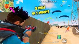 Groza + MP40 Best Gameplay - Garena Free Fire King Of Factory Fist Fight   P.K. Gamers - #FreeFire