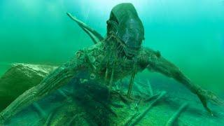 12 Terrifying Objects Found In The Sea