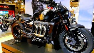 10 Most Spectacular 2020 Triumph Motorcycles
